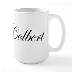 Mrs. Colbert Large Mug