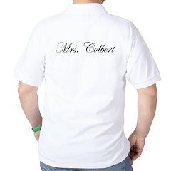 Mrs. Colbert Golf Shirt