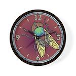 Giant Fly Wall Clock