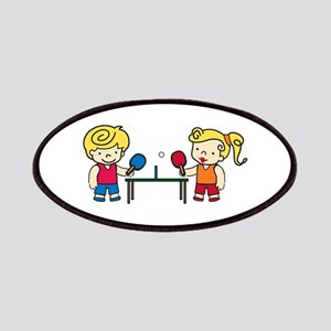 Ping Pong Kids Patches