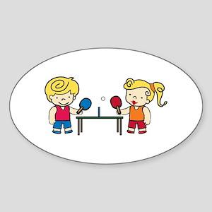 Ping Pong Kids Sticker