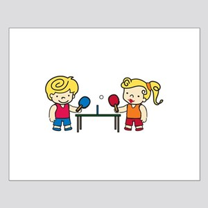 Ping Pong Kids Posters