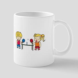 Ping Pong Kids Mugs