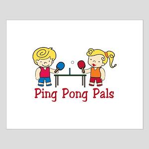 Ping Pong Pals Posters