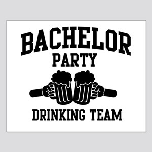 Bachelor Party Drinking Team Posters