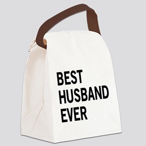 Best Husband Ever Canvas Lunch Bag