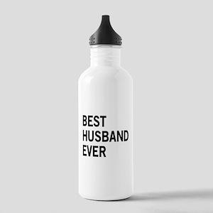 Best Husband Ever Water Bottle