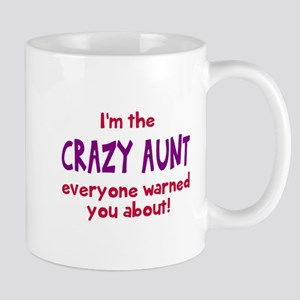 Crazy Aunt Mugs