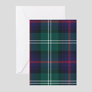 Tartan - Sutherland Greeting Cards (Pk of 20)