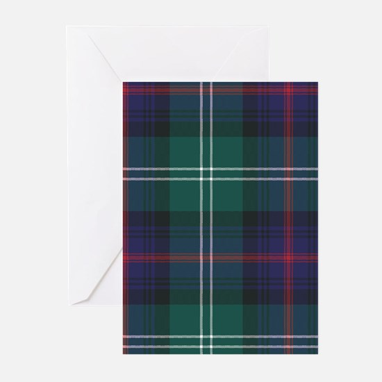 Tartan - Sutherland Greeting Cards (Pk of 20)