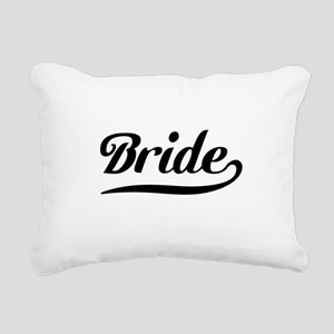 Bride Rectangular Canvas Pillow