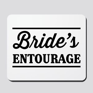 Brides Entourage Mousepad