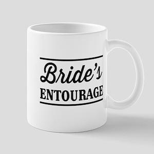 Brides Entourage Mugs