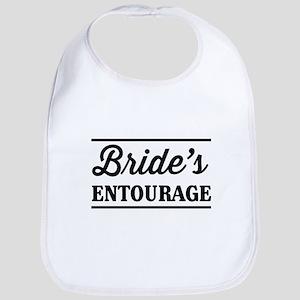 Brides Entourage Bib