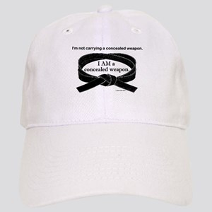 Concealed Weapon Cap