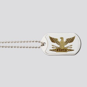 Legion Eagle Gold Dog Tags