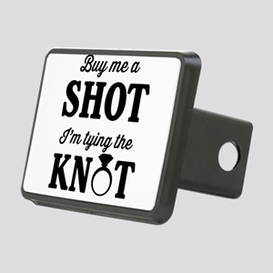 Buy Me a Shot, I'm Tying the Knot Hitch Cover