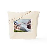 Creation / Cavalier Tote Bag