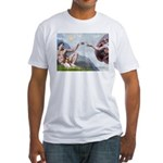 Creation / Cavalier Fitted T-Shirt