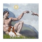Creation / Cavalier Tile Coaster