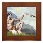 Creation / Cavalier Framed Tile