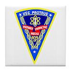 USS Proteus (AS 19) Tile Coaster