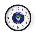 USS Euryale (AS 22) Wall Clock