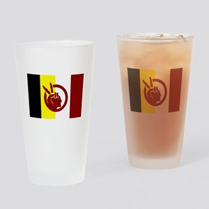 American Indian Movement Drinking Glass