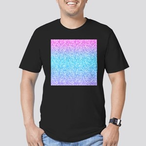 Colorful Retro Glitter And Sparkles T-Shirt