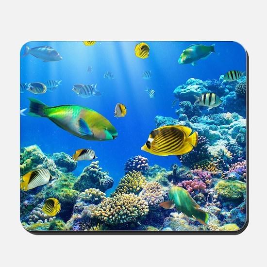 Sea Life Mousepad