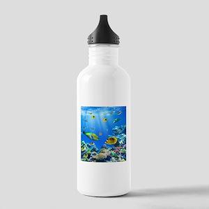 Sea Life Water Bottle