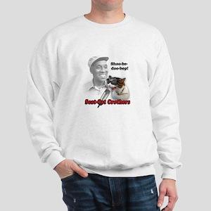 Scat Cat Design 1 Sweatshirt