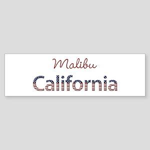 Custom California Sticker (Bumper)