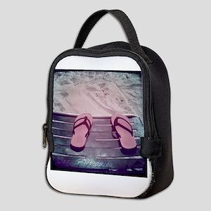SummerDreamingBeach Neoprene Lunch Bag