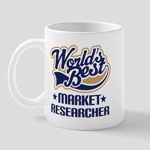 Market researcher Mug