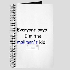MAILMAN'S KID HUMOR Journal