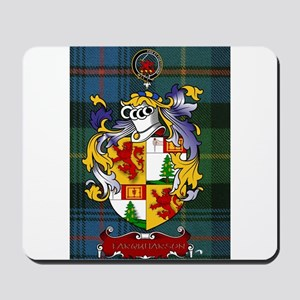 Scottish Surname Farquharson Mousepad