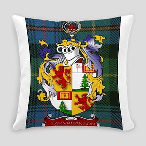 Scottish Surname Farquharson Everyday Pillow