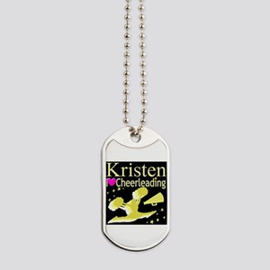 BEST CHEER Dog Tags