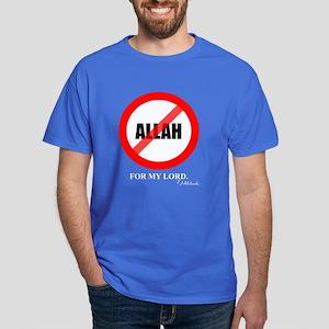 "R.J. Godlewski's ""No Allah for my Lord"" T-Shirt"
