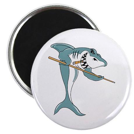 Cue Stick Pool Shark Magnet