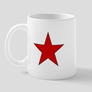 Red Star Mug