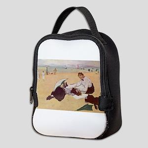 edgar degas 33 Neoprene Lunch Bag