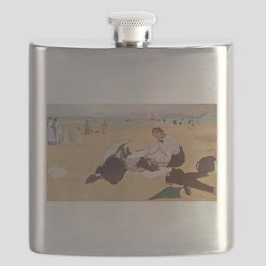 edgar degas 33 Flask