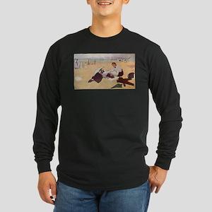 edgar degas 33 Long Sleeve T-Shirt
