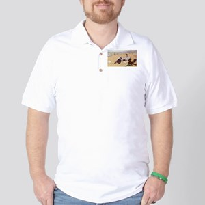 edgar degas 33 Golf Shirt