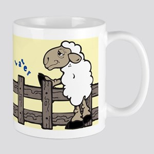 Im Too Tired - Sheep Mug Mugs