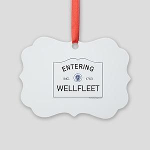 Wellfleet Picture Ornament