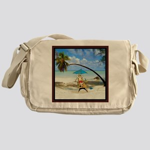 The Good Life Messenger Bag