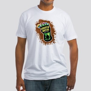 Bigfoot Fitted T-Shirt